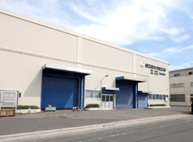 Profile of Tomoe Engineering's factory and technical center