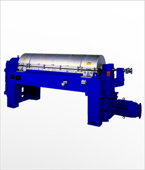 HED-W Type dewatering centrifuge