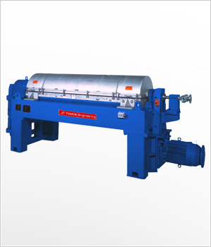 HED Type dewatering centrifuge