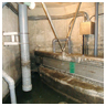 Romag Filteration Screen (Treating Overflow Water of Heavy Rain)